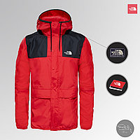 Куртка мужская The North Face red / ветровка осенне-весенняя