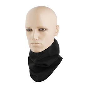 M-Tac шарф-труба анатомический Elite флис (270г/м2) Black