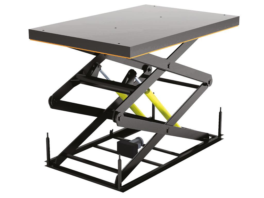 DoorHan 2LT — подъемный стол с двумя парами ножниц