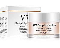Глубоко увлажняющий крем для лица BIOAQUA V7 Deep Hydration Cream 50 ml