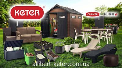 Продукция Allibert Keter Curver