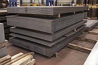 Лист стальной 09Г2С, лист горячекатаный 09Г2С, 80 мм, 1,5/2,0х6,0 м