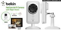 Wi-Fi Веб Камера с режимом ночного видения