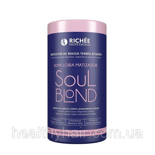 Ботокс для волос Richee Professional Soul Blond 300 г Разлив