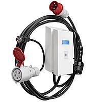 OnCharger Type 2 3x32A 22kW WIFI NFC Зарядная станция для электромобилей(OC3P-32A-Mennekes)