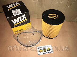 92026E Фильтр масляный MAN F2000(TRUCK) 92026E/OE646/1 (пр-во WIX-Filtron)
