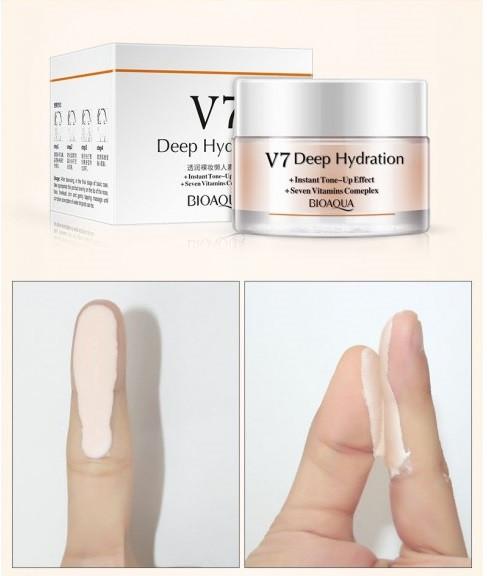 BIOAQUA V7 Deep Hydration Cream 50 ml