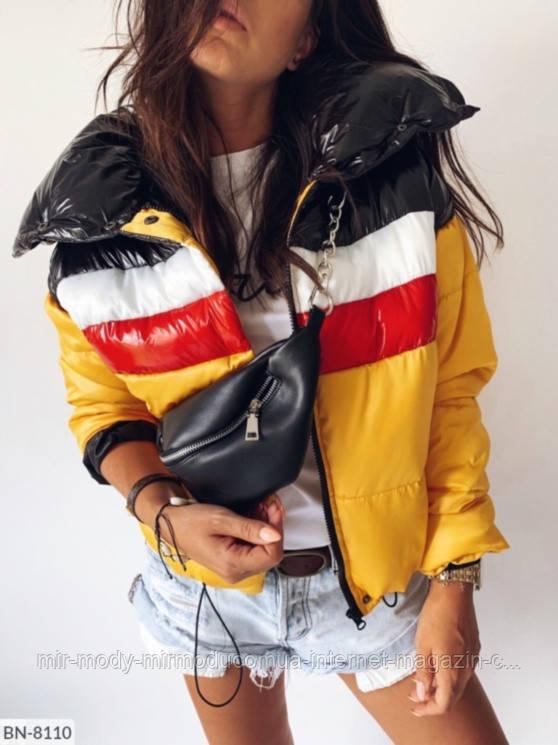 Куртка женская осень-зима BN-8113 р:50-52,54-56 079663