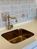 Кухонная мойка Alveus Monarh Variant 10 U бронза 48*40