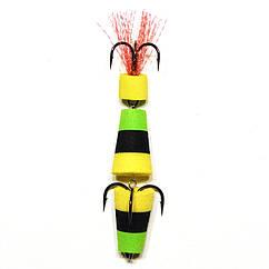 Мандула Конус для ловли судака и щуки цвет №20
