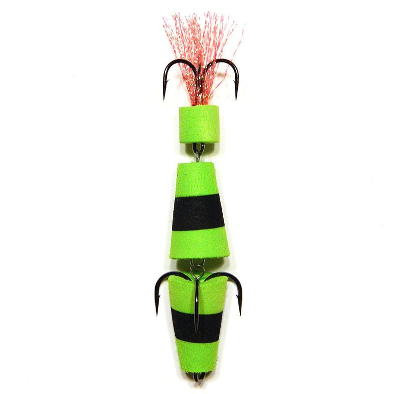 Мандула Конус для ловли судака и щуки цвет №5