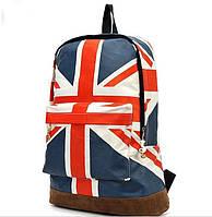 Cупер Цена  Классный Рюкзак Британский Флаг  В наличии,Оригинал,высококачественный ,фабричный