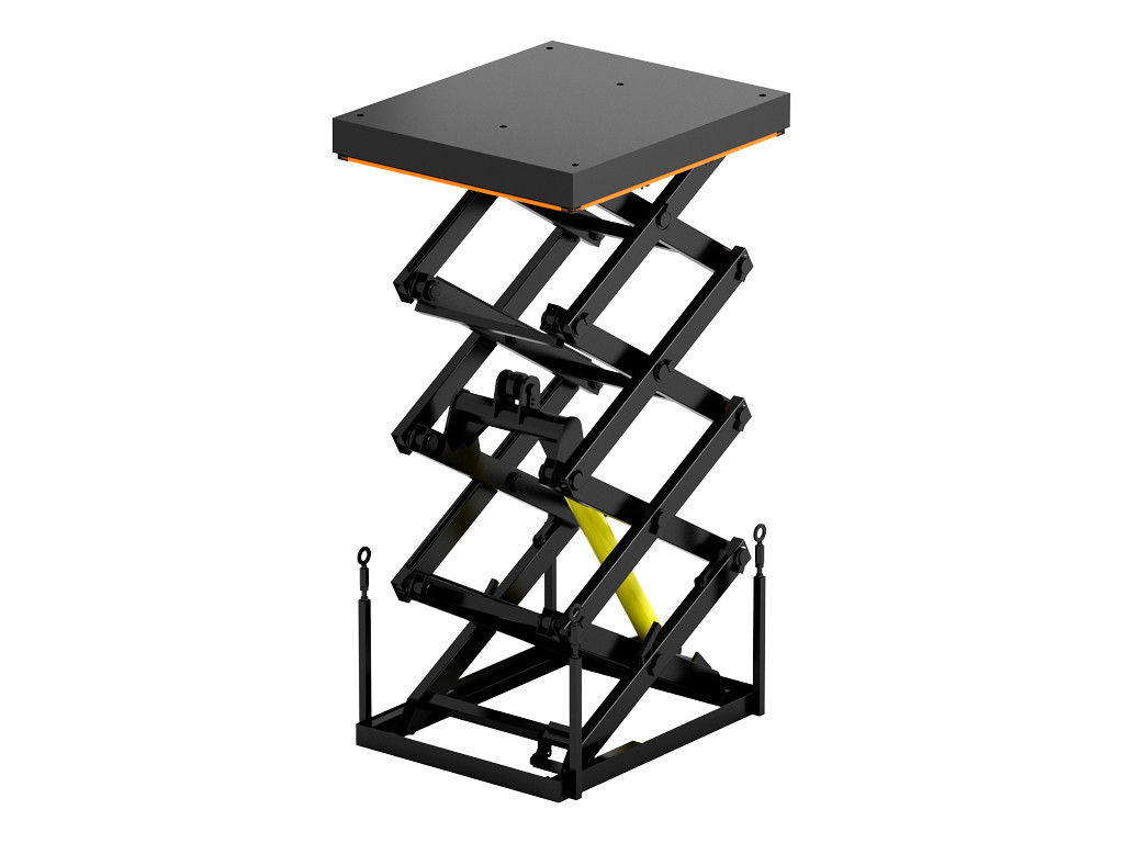 DoorHan 4LT — подъемный стол с четырьмя парами ножниц