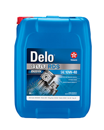 Моторное масло Delo 400 RDS10W-40 20 л
