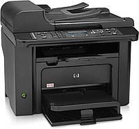 МФУ лазерное ч/б HP LaserJet 1536dnf (Duplex/Lan)