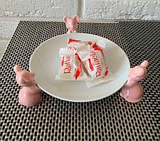 Блюдо для десертов и конфет Мышки 16 см 149-420