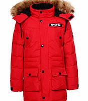 Зимняя куртка парка для мальчика, фото 1