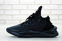 Мужские Кроссовки Adidas Yohji Yamamoto Y-3 All Black
