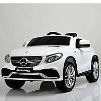 Детский электромобиль Merсedes AMG M 4146EBLR-1 белый Гарантия качества Быстрая доставка