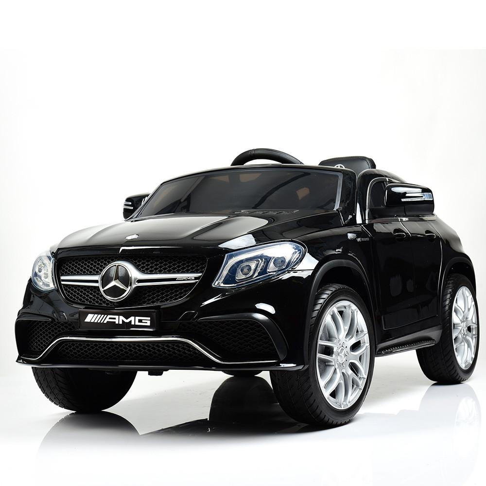 Детский электромобиль Merсedes AMG M 4146EBLRS-2 Автопокраска черный Гарантия качества Быстрая доставка