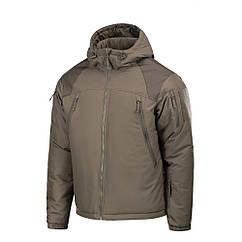 M-Tac куртка зимняя Alpha Gen.III Dark Olive 3XL/R