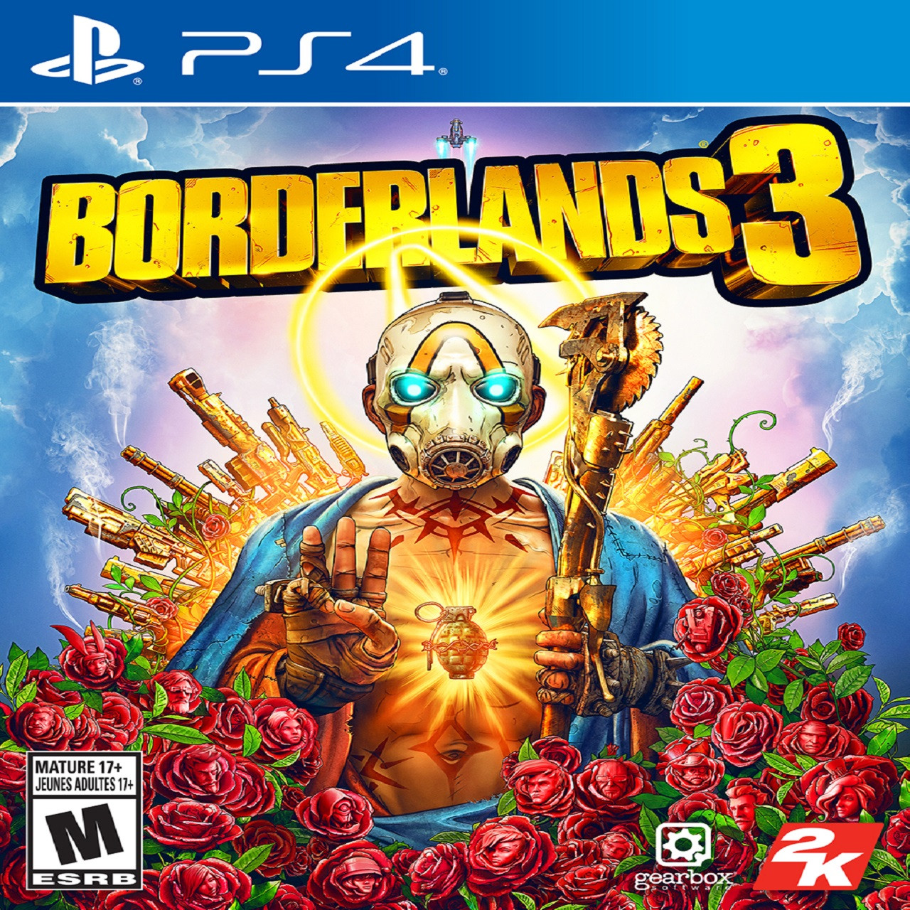 Borderlands 3 RUS PS4