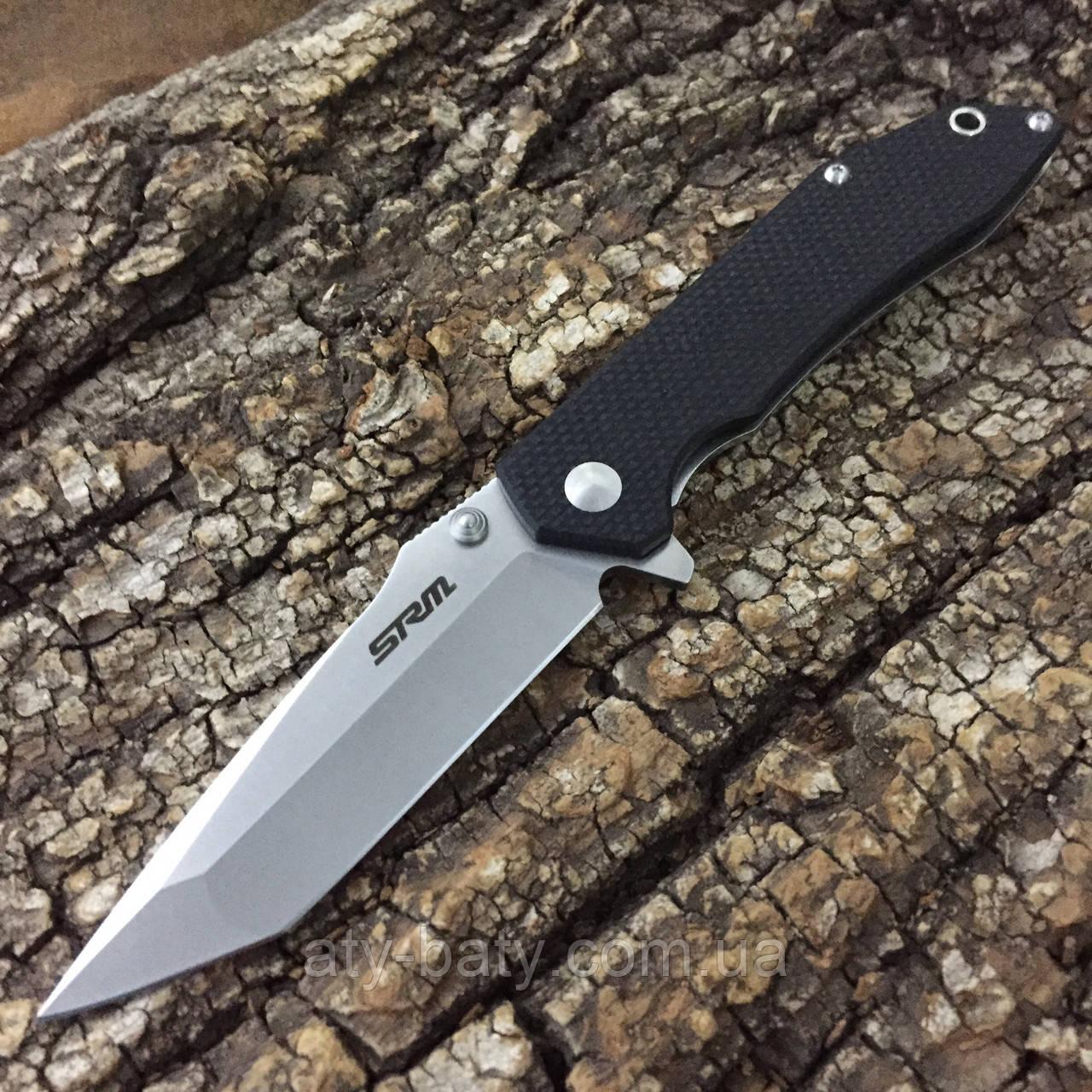 Нож SRM Sanrenmu 9002
