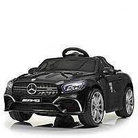 Детский электромобиль Merсedes AMG M 4147EBLR-2 черный Гарантия качества Быстрая доставка, фото 1