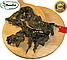 Морська капуста Ламінарія сублімована (Китай) Вага: 1 кг, фото 2