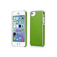 Накладка Xoomz для iPhone 5 /5S Luxury Electroplating Green