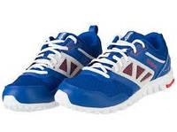 Женские синие кроссовки, 38-39 размер, Reebok Realflex Speed 3.0