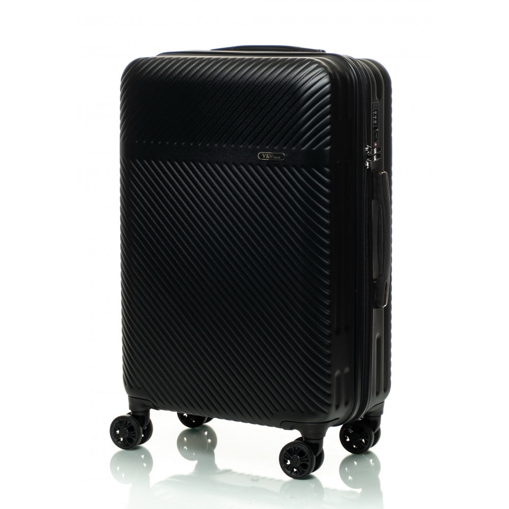 Чемодан V&V Travel PC 021-65BL