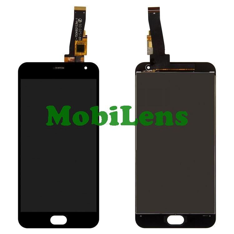 Meizu M2, M2 Mini, M578, M578U Дисплей+тачскрін(модуль) чорний