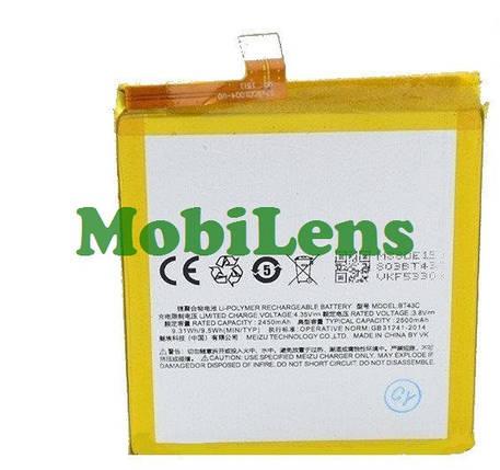 Meizu M2, BT43C, M2 Mini, M578, M578U Аккумулятор, фото 2
