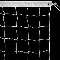 Сетка волейбольная 1 м х 9,5 м (белая)