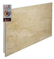 Керамическая панель с терморегулятором LIFEX Classic КОП600R (бежевый мрамор)