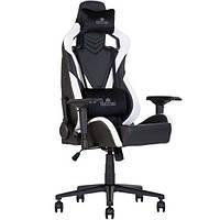 Кресло игровое для компьютера HEXTER (ХЕКСТЕР) PRO-V R4D TILT MB70 02 black/white