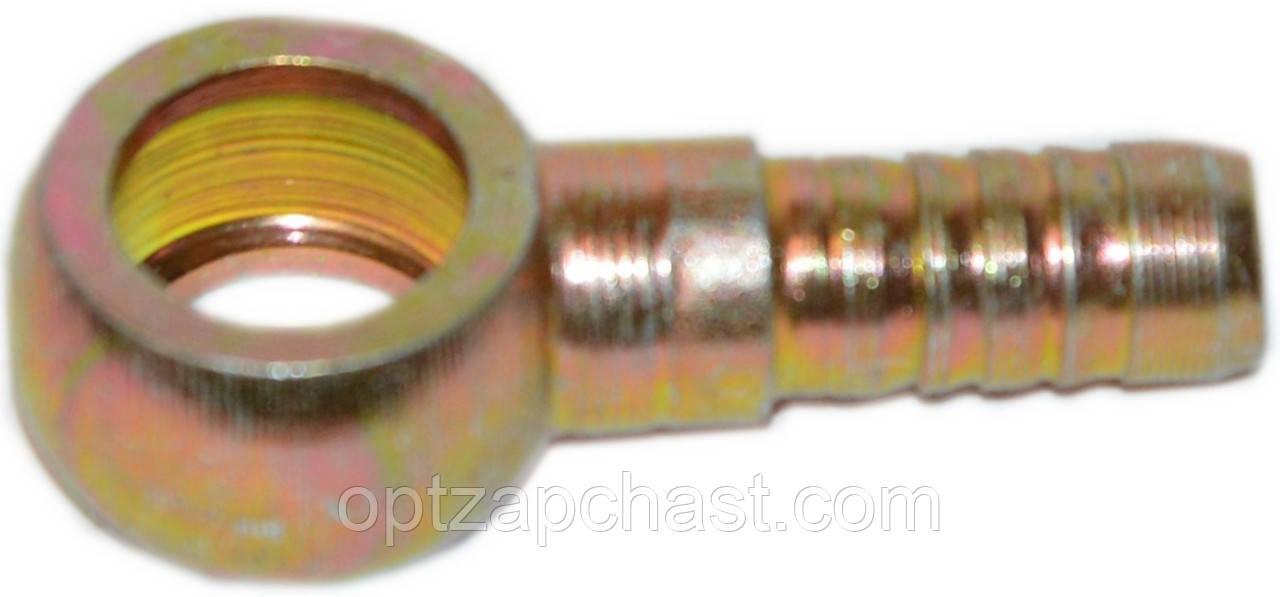 Угольник поворотный (банджо) Ф16 (металл) выход Ф12  240-1104118