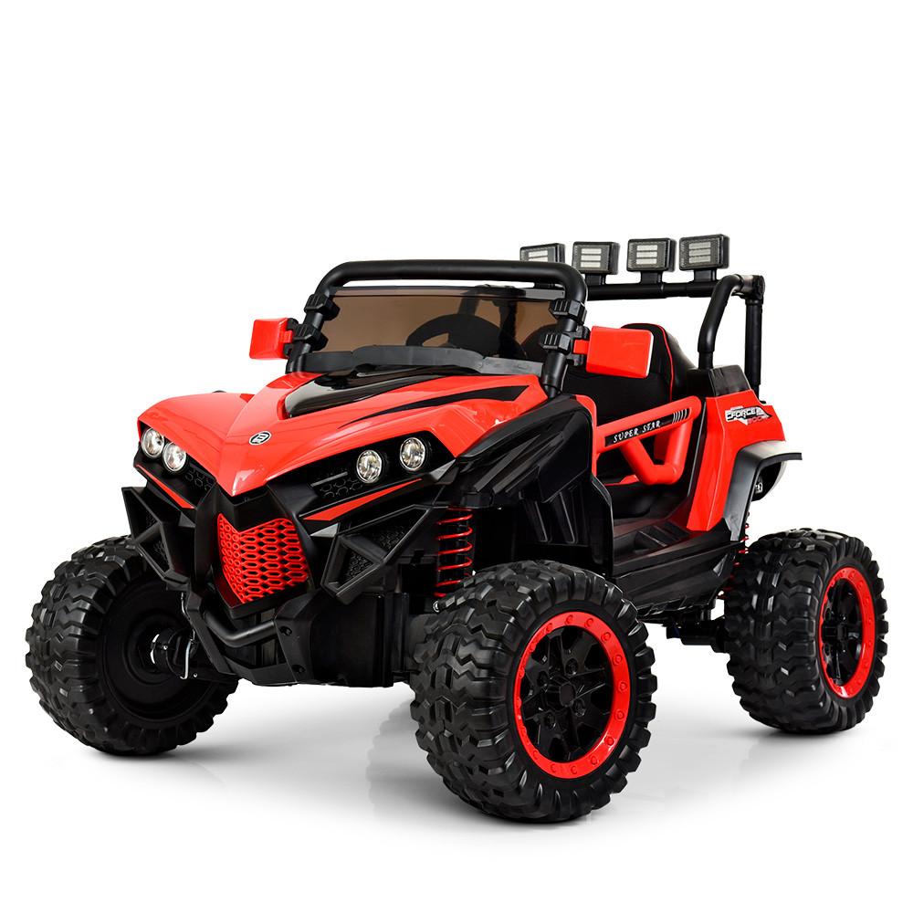 Детский электромобиль Джип M 3804 EBLR-3 Багги четырехмоторный Гарантия качества Быстрая доставка
