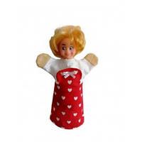 "Лялька-рукавиця ""ПРОДАВЕЦЬ"" (пластизоль, тканина)"