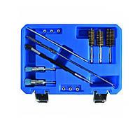 Набор инструментов для чистки посадочных мест форсунок Alloid, 14 ед. (НФ-3064)