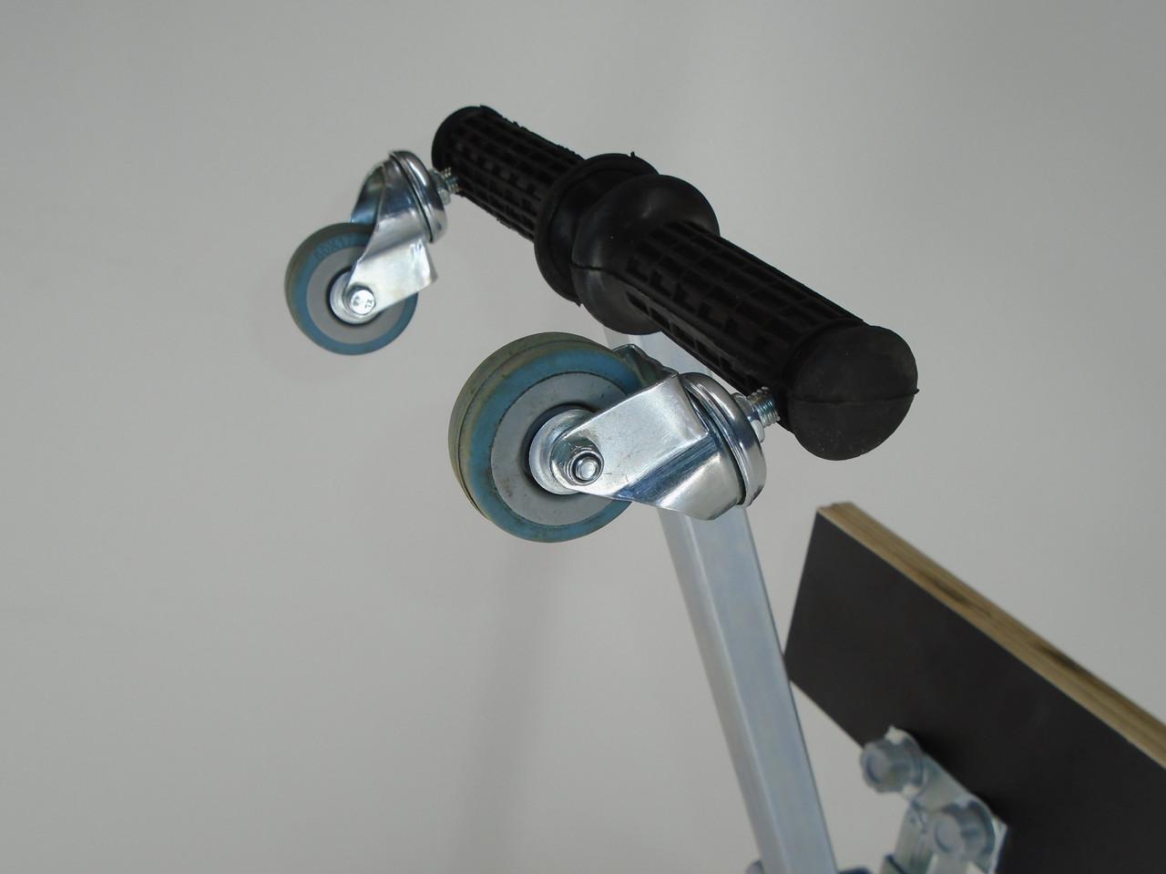 Поворотные колеса на тележку MODULE