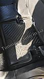 Ковры в салон PEUGEOT 3008, 2017->, SUV, 4 шт. (полиуретан) 3D ELEMENT3D3835210k, фото 4