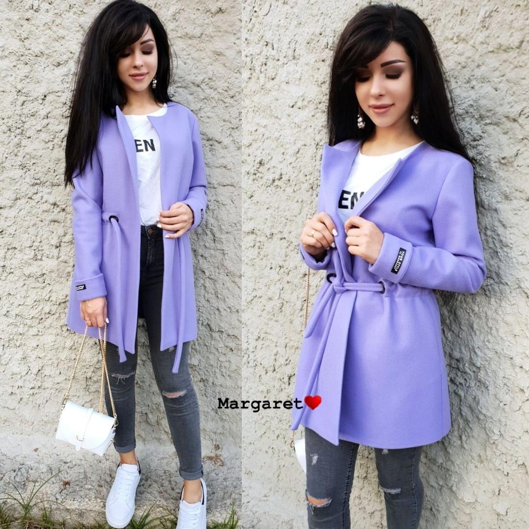 Женское стильное пальто-кардиган,в расцветках