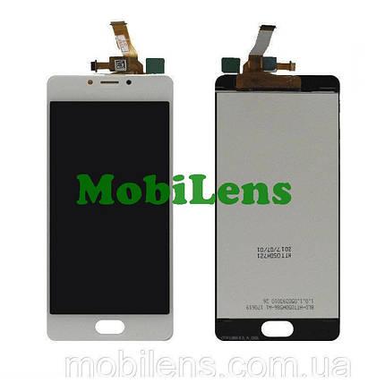 Meizu M5C, M710H Дисплей+тачскрін(модуль) білий, фото 2