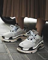 Отличные женские кроссовки Balenciаga Triple S