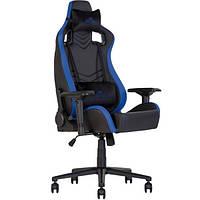 Кресло игровое для компьютера HEXTER (ХЕКСТЕР) PRO R4D TILT MB70 01 black/blue, фото 1