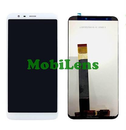 Meizu M8C, M810H, M8C Lite M809L Дисплей+тачскрин(модуль) белый, фото 2