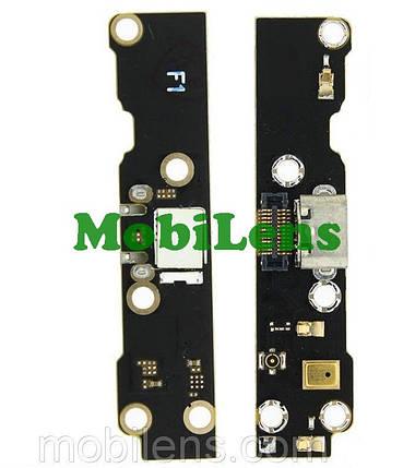Meizu MX3, M351 Шлейф з роз'ємом зарядки і мікрофоном, фото 2