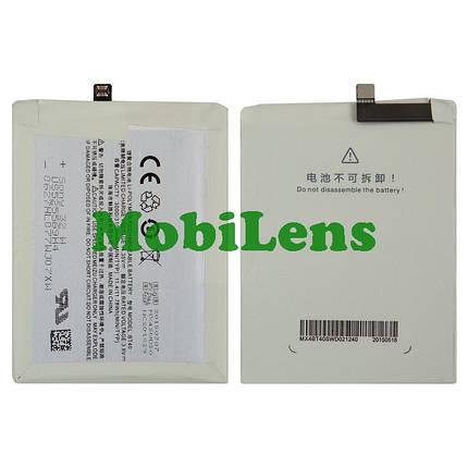 Meizu MX4, M461, (5.3 дюймов), BT40 Аккумулятор , фото 2
